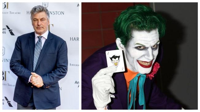No Joke: Alec Baldwin Withdraws From 'Joker,' Over Scheduling Issues