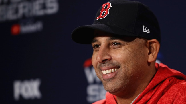 Red Sox Extend Alex Cora's Contract