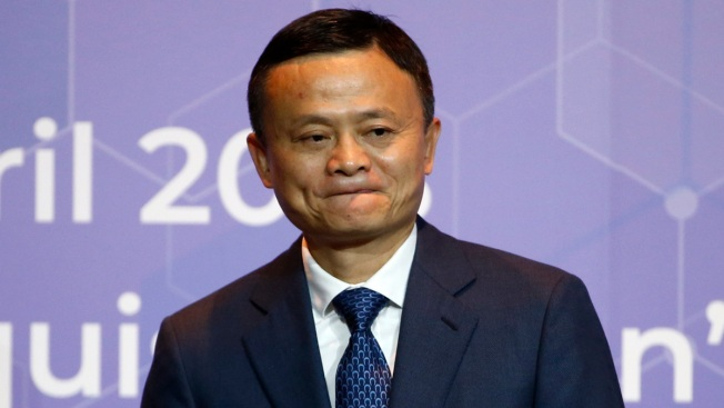 Alibaba Chairman Jack Ma to Step Down in 1 Year