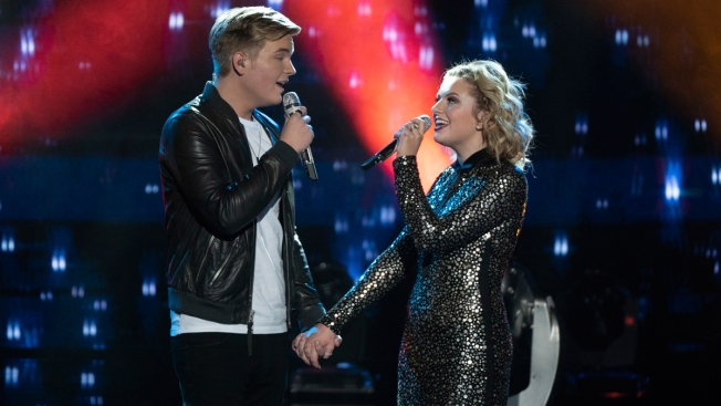 'American Idol' Finalists Caleb Lee Hutchinson, Maddie Poppe Reveal They Are Dating