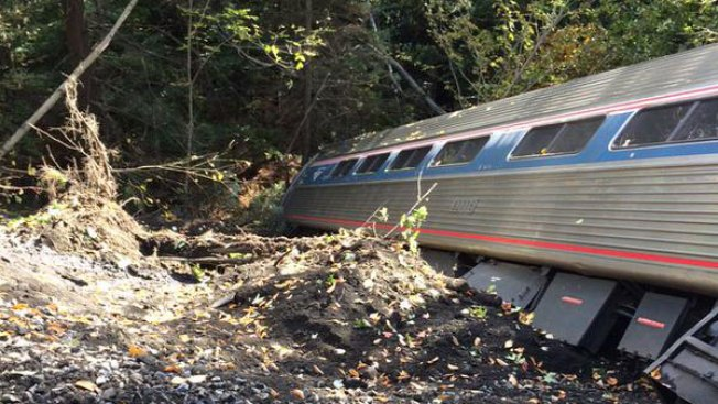 Amtrak to Restore Passenger Service After Vermont Derailment