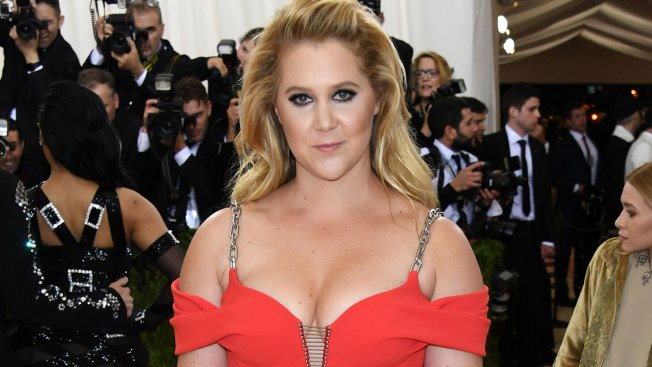 Amy Schumer Named 'Most Dangerous' Celebrity Online
