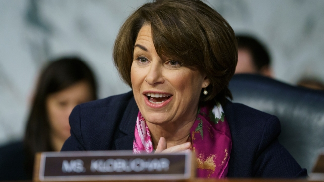 Sen. Amy Klobuchar to Make 2020 Announcement on Sunday