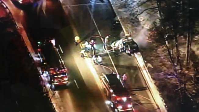 Driver Killed in 2-Vehicle Crash in Andover, Massachusetts
