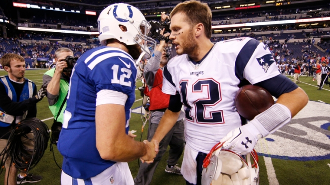 Tom Brady Reacts to Andrew Luck's Sudden Retirement