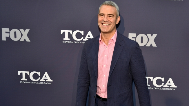'Watch What Happens Live' Host Andy Cohen To Become a Dad