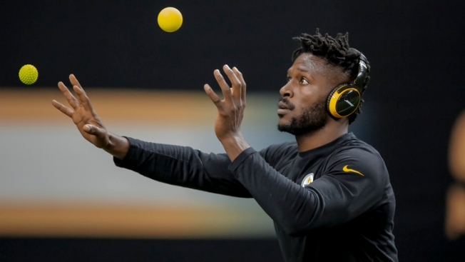 Report: Antonio Brown May Face Criminal Charges in 'Next Few Weeks'