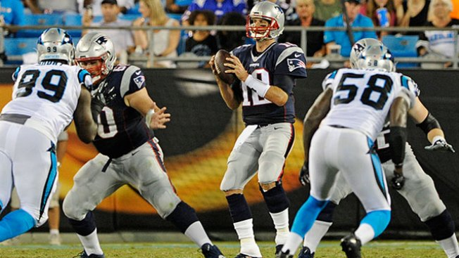 Patriots Top Panthers 19-17