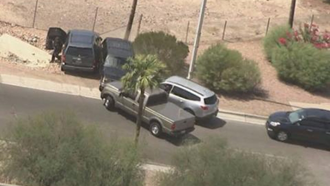 Phoenix PD identifies bank robbery suspect chased, killed Tuesday