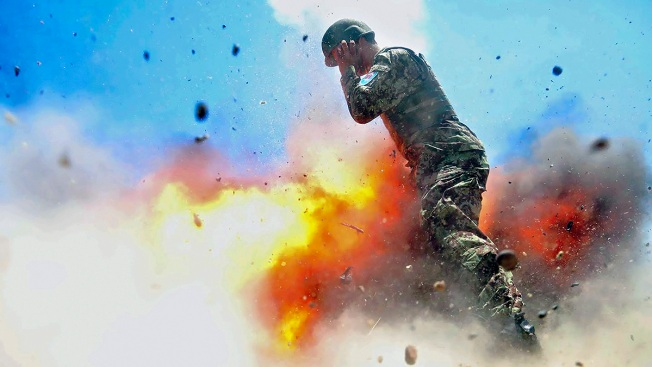 Army Photographer Captured Image of Explosion That Took Her Life