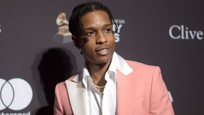 Freed From Swedish Jail, Rapper A$AP Rocky Lands in US
