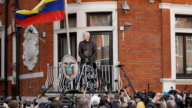 Ecuador Rejects WikiLeaks Claim It Plans to Expel Julian Assange