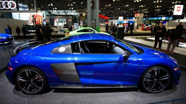 Audi Debuts $200,000 R8 Supercar That Tops 200 MPH