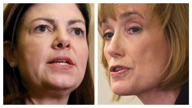 Ayotte, Hassan Continue Debates in the Race for NH Senate