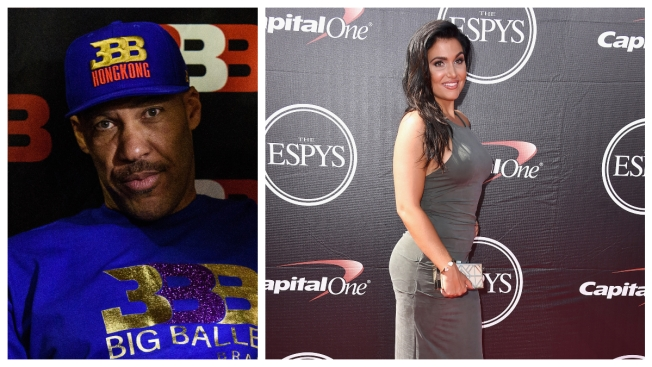 ESPN Condemns LaVar Ball's Suggestive Dig at Molly Qerim