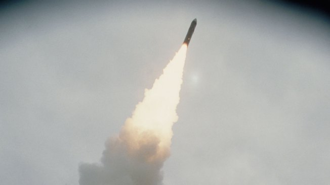 Another successful missile launch blasts off from Vandenberg AFB