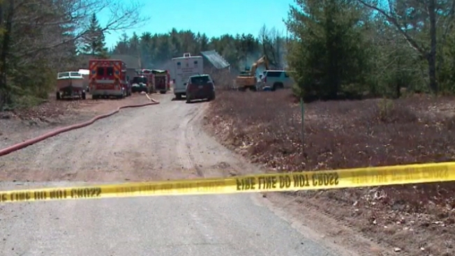 2 Killed, 2 Injured in Bar Harbor, Maine Fire After Home Collapses