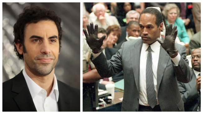 Sacha Baron Cohen Tries to Get O.J. Simpson to Confess to Murder on Who Is America?