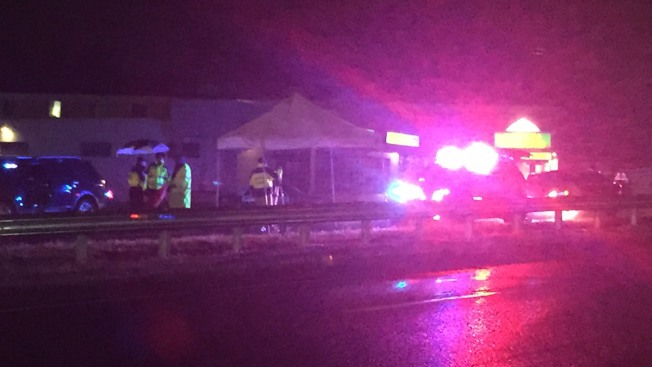 Pedestrian Struck on Berlin Turnpike