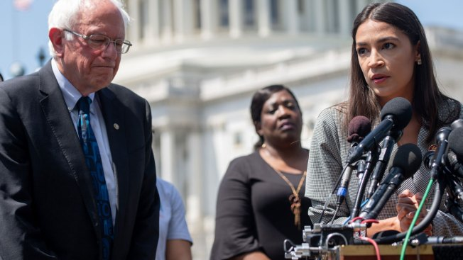 Plan by Sanders, Ocasio-Cortez to Declare Climate Emergency