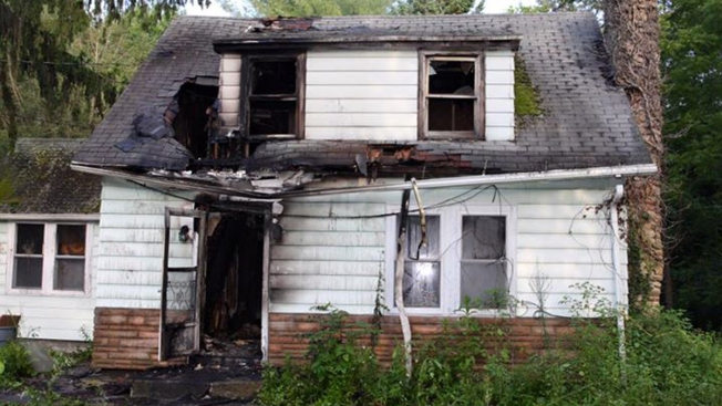 Fire at Vacant House in Bethany Result of Arson: Officials