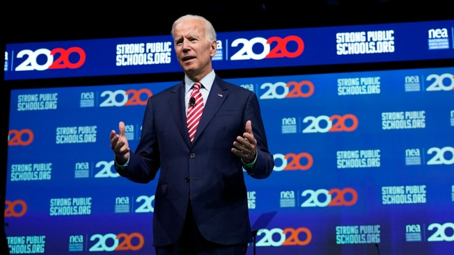 Biden Says He Was Wrong in Comments About Segregationists