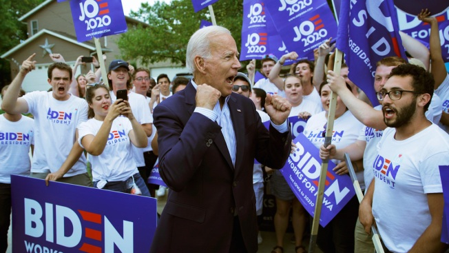 Biden Is the Democrat to Beat; Rivals See Signs of Weakness