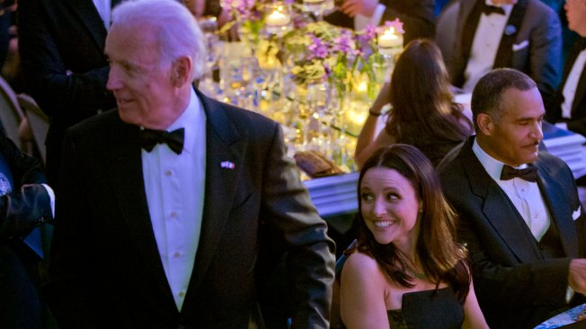 Joe Biden to Julia Louis-Dreyfus: