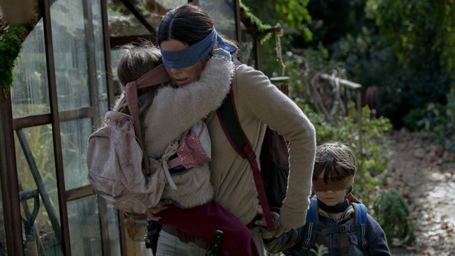 Don't Try This At Home: Netflix Warns Fans Off of 'Bird Box' Challenge