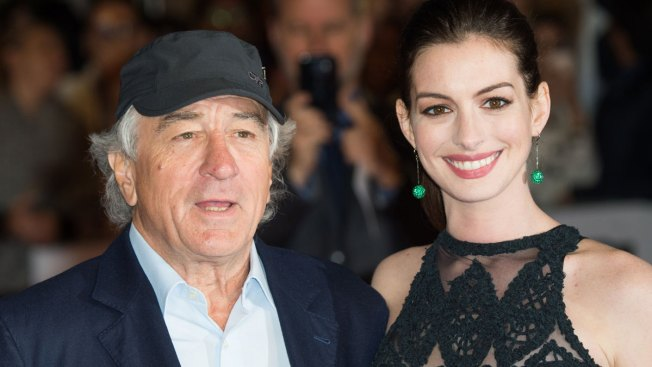 De Niro, Hathaway to Receive Stars on Hollywood Walk of Fame