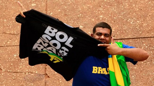Brazil's Bolsonaro to Take Power Amid High Hopes and Fears
