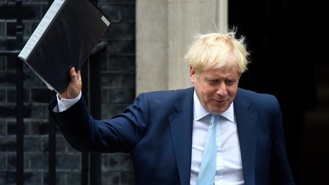 Boris Johnson Presents New Brexit Plan To UK Parliament
