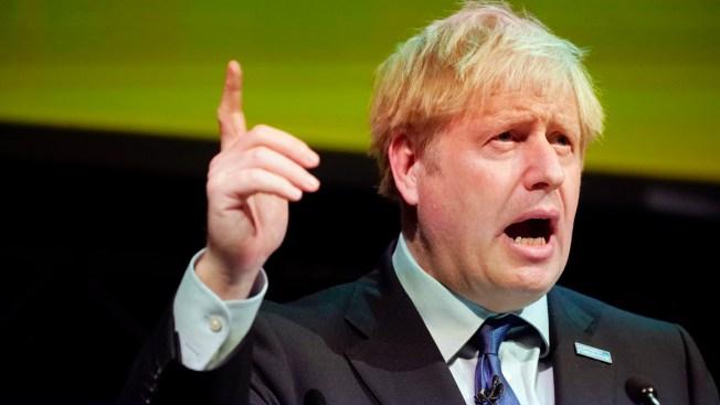 Boris Johnson Likens Himself to the Hulk in Brexit Fight