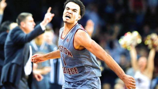Boston College Upsets No. 1 Duke