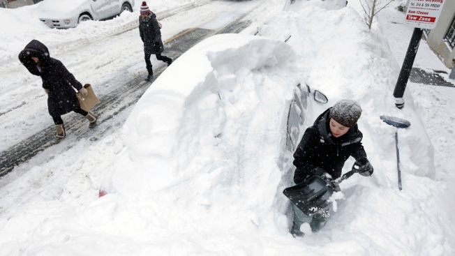 Boston's All-Time Snowfall Record in Jeopardy