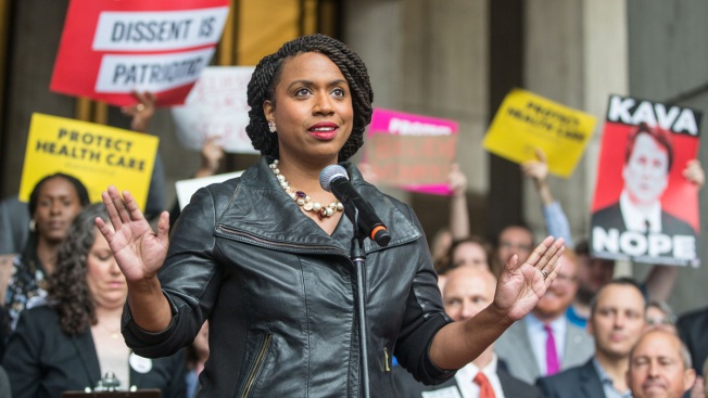 Incoming US Rep. Pressley Backing Pelosi for House Speaker