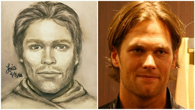What Do You Think? Does the Stormy Daniels Sketch Look Like Tom Brady?