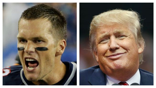 Is Tom Brady Backing Donald Trump for President?