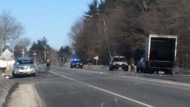Serious Crash Closes NH Highway; 1 Badly Injured