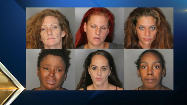 Police in Brockton, Massachusetts Make Multiple Arrests in Prostitution Crackdown