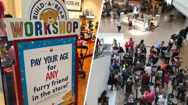 43a1ae44fc9 Build-a-Bear Workshop Closes Lines as Pay Your Age Day Sees  Unprecedented  Response