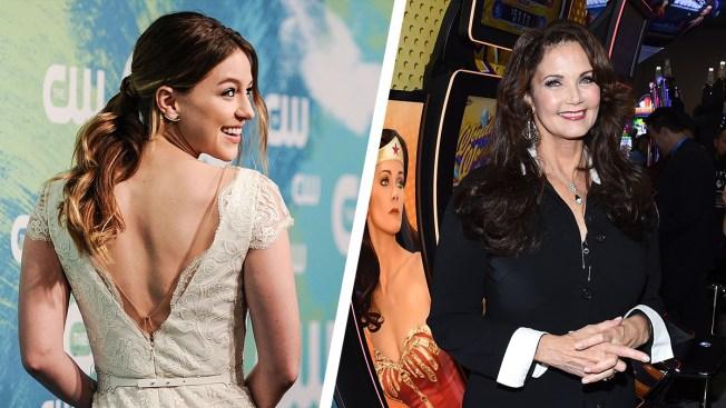 When Super Women Meet: Lynda Carter To Make Guest Spot on 'Supergirl'