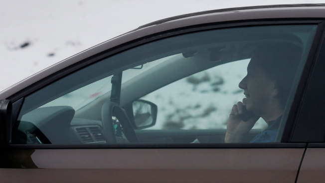 More Than 100 Ticketed for Cellphone Use
