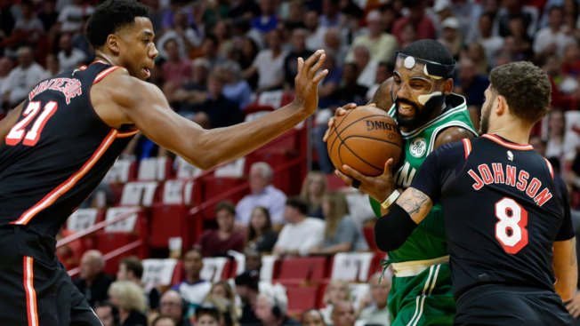 Celtics Winning Streak Ends at 16 With Loss to Heat