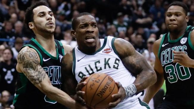 Celtics Lose Game 4 to Bucks, 104-102