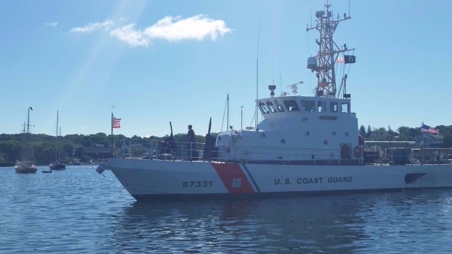 Coast Guard Suspends Search for Distressed Vessel