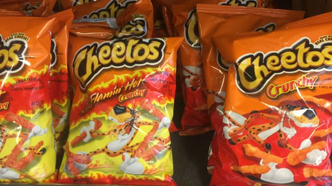 Man Convicted of Using Cheetos to Start Fire