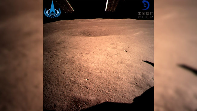 China Lands Spacecraft on 'Dark' Side of Moon in World First