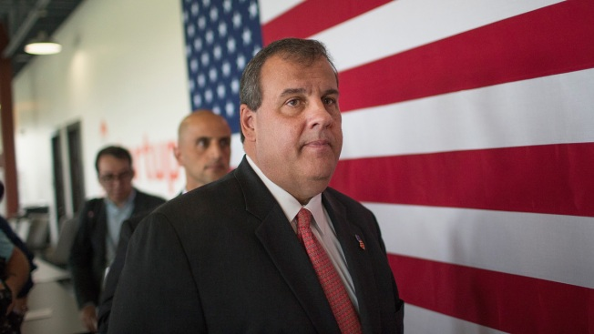Chris Christie Live in New Hampshire