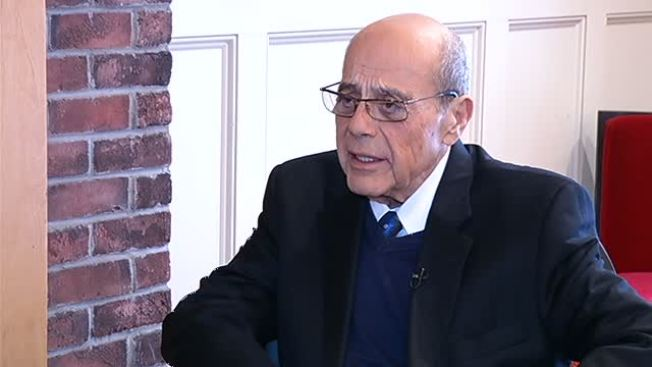 Buddy Cianci, Former Mayor of Providence, Rhode Island, Hospitalized